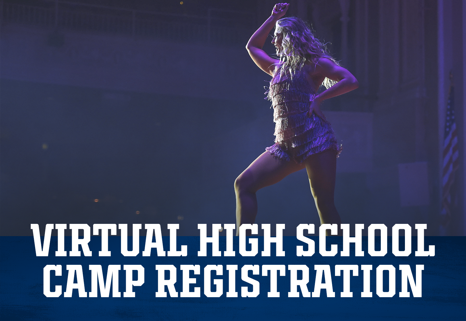 Indianapolis Colts Cheer Virtual High School Camp Registration