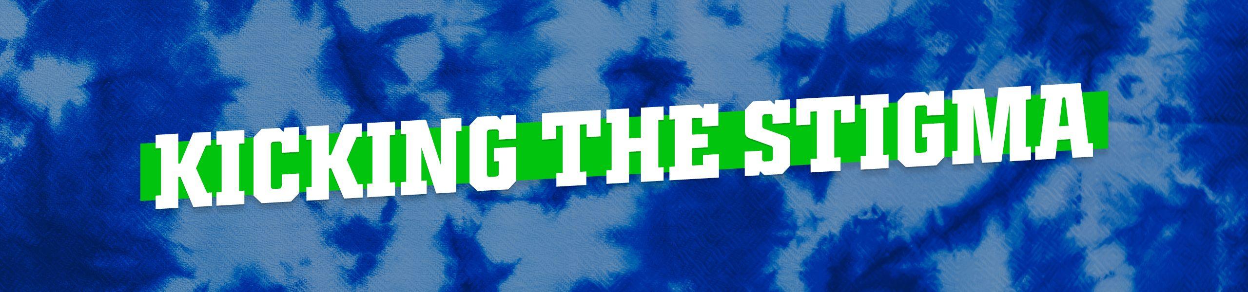 Colts Kicking The Stigma Initiative