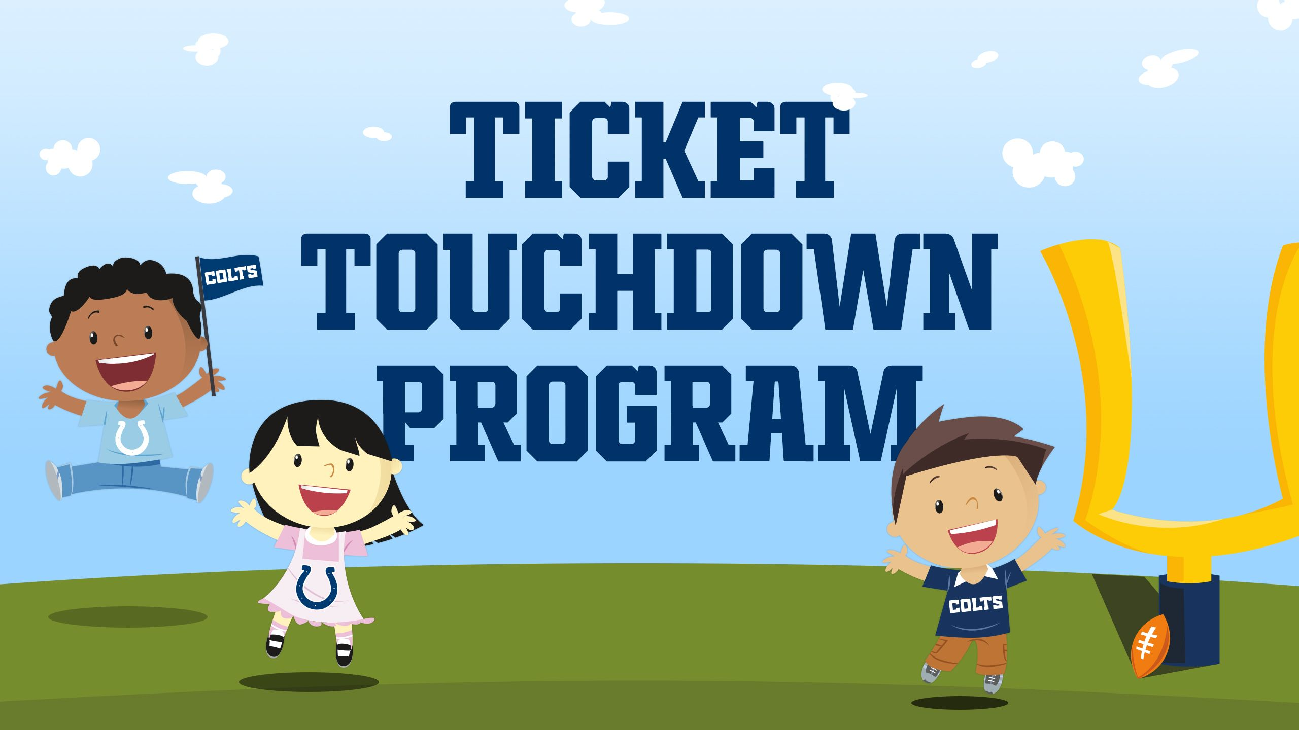 Ticket Touchdown Program