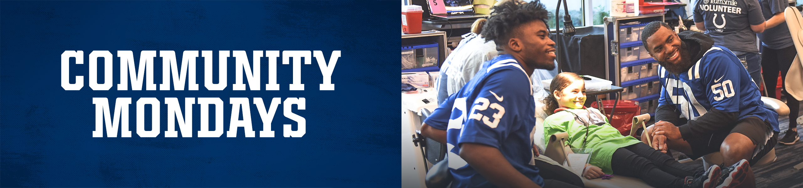 Indianapolis Colts Community Mondays