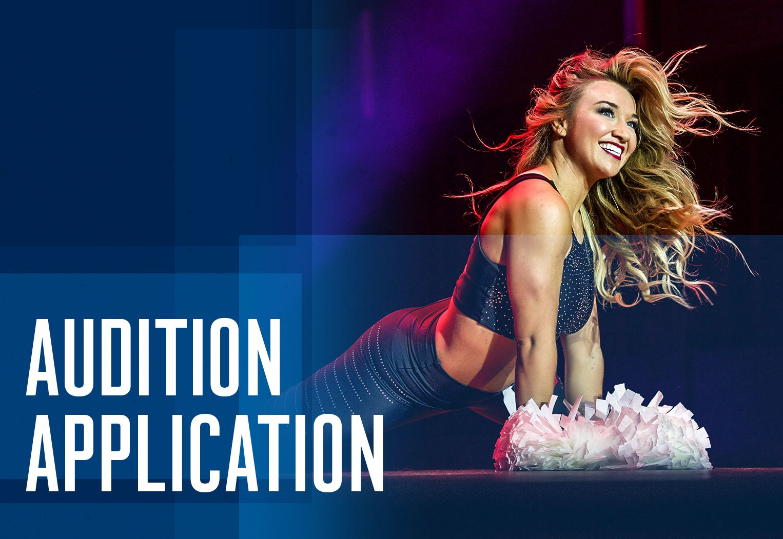 Cheer Audition Application