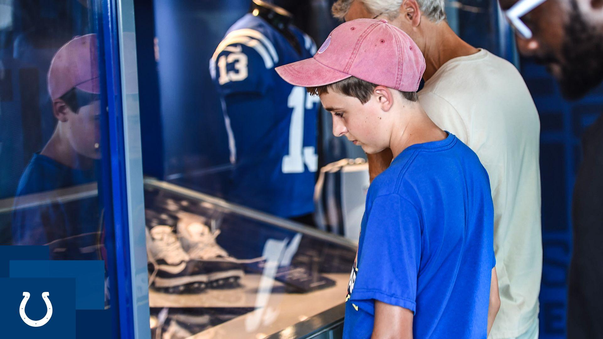 Colts Memorabilia