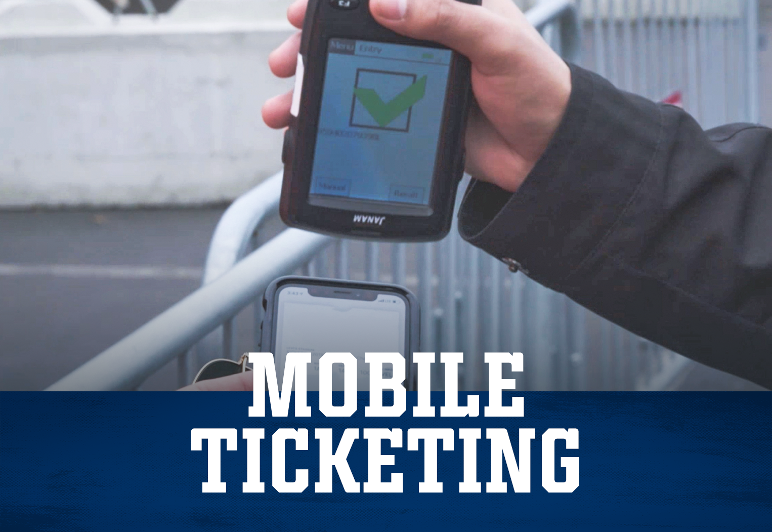 Indianapolis Colts Gameday Mobile Ticketing