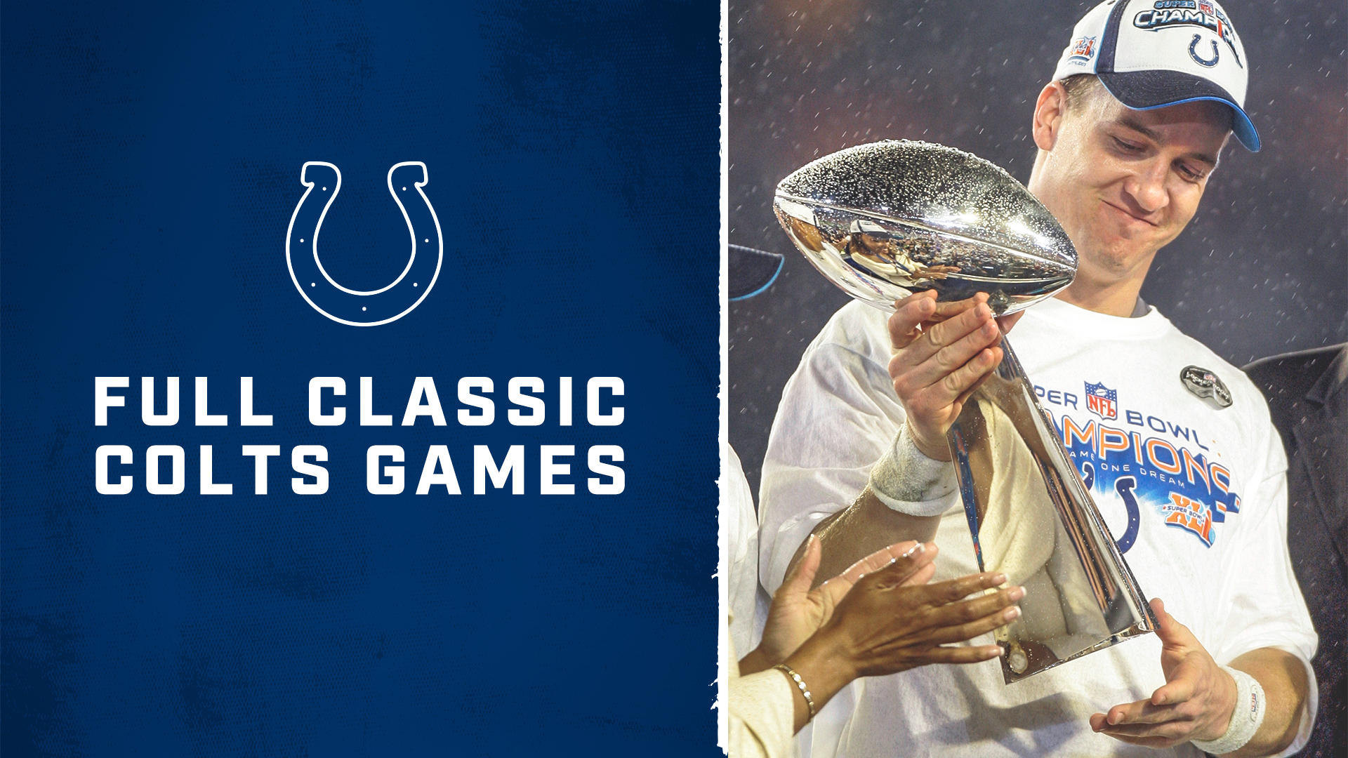 Full Classic Colts Games