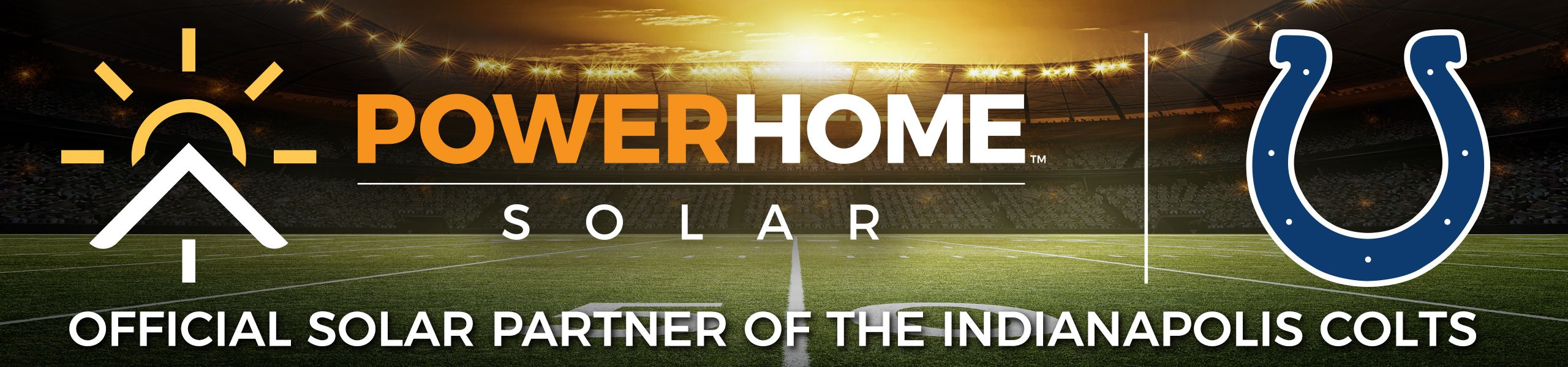 Powerhome Solar  Official Solar Partner Of The Indianapolis Colts