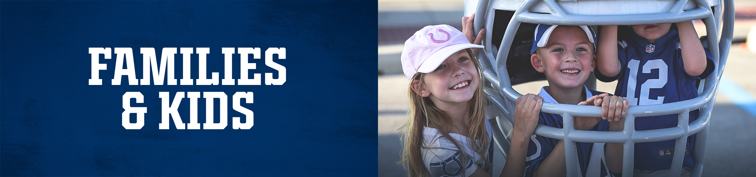 Indianapolis Colts Gameday Families And Kids Information