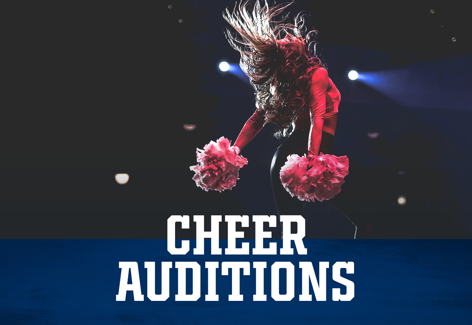 Indianapolis Colts Cheer Auditions
