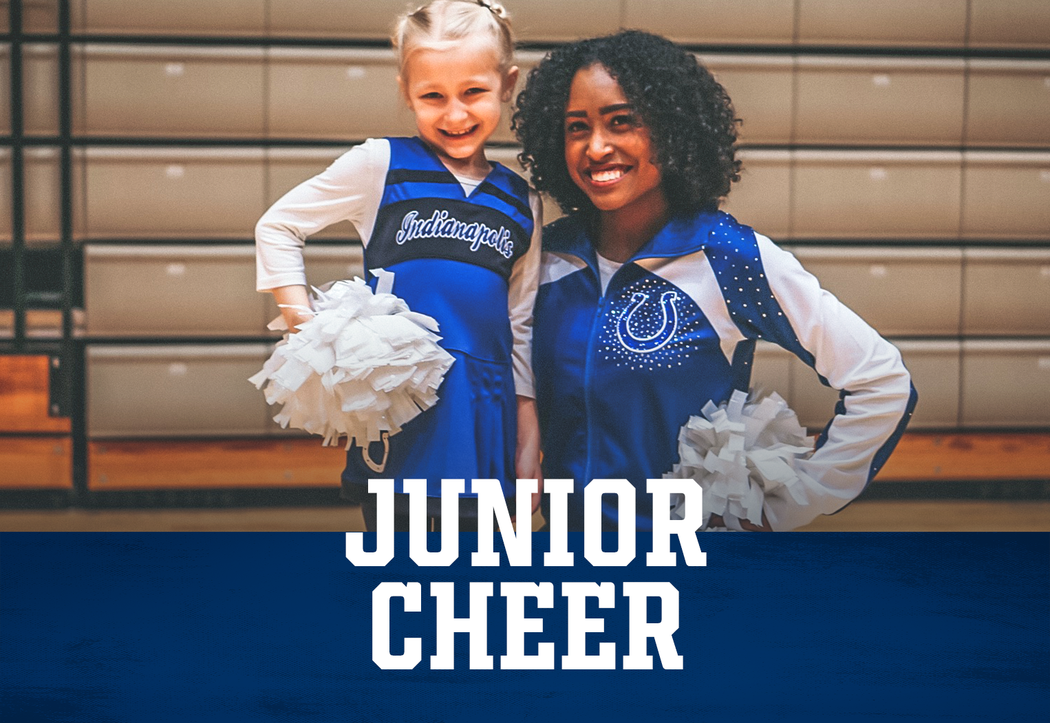 Indianapolis Colts Junior Cheer