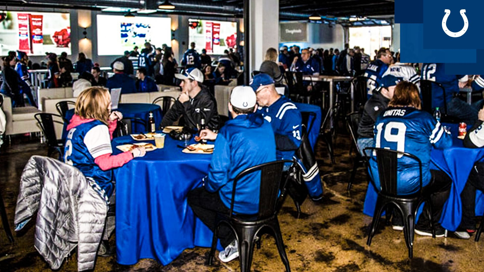 COLTS VIP PRE-GAMEDAY TAILGATE