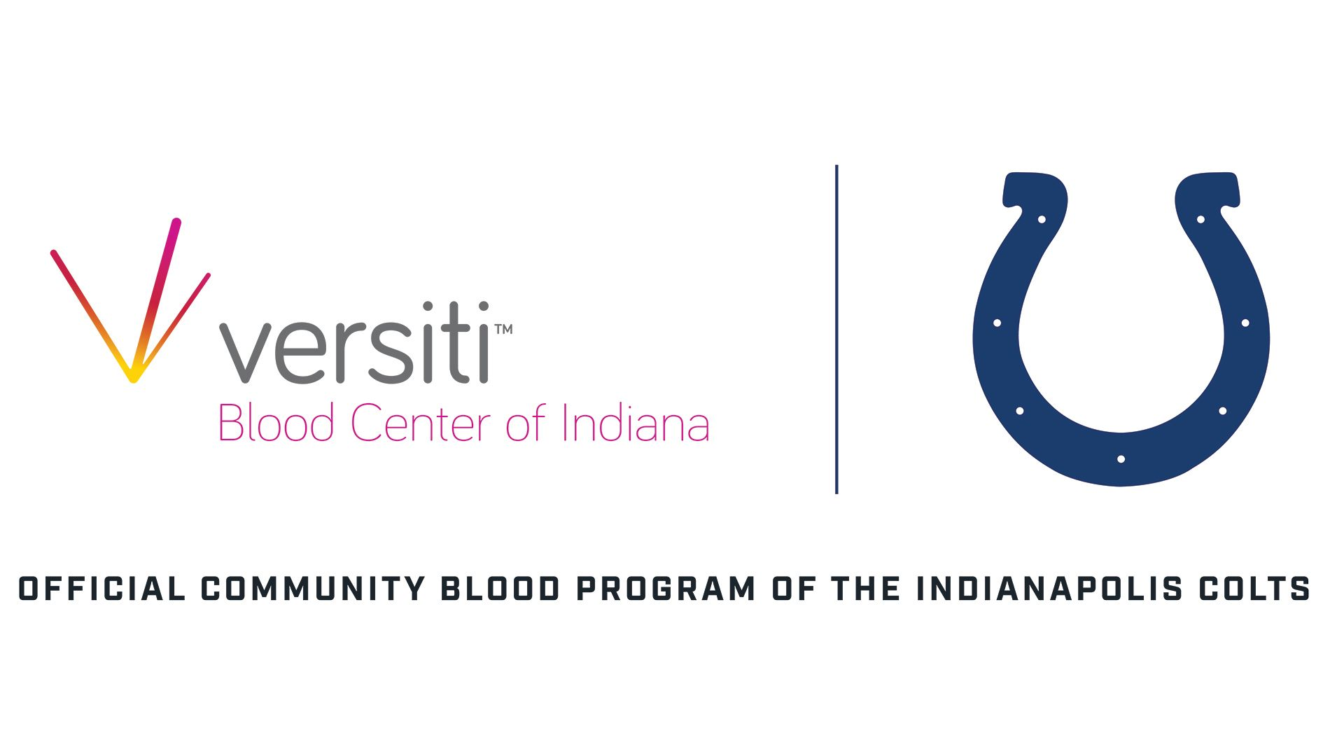 Colts Community Blood Drive