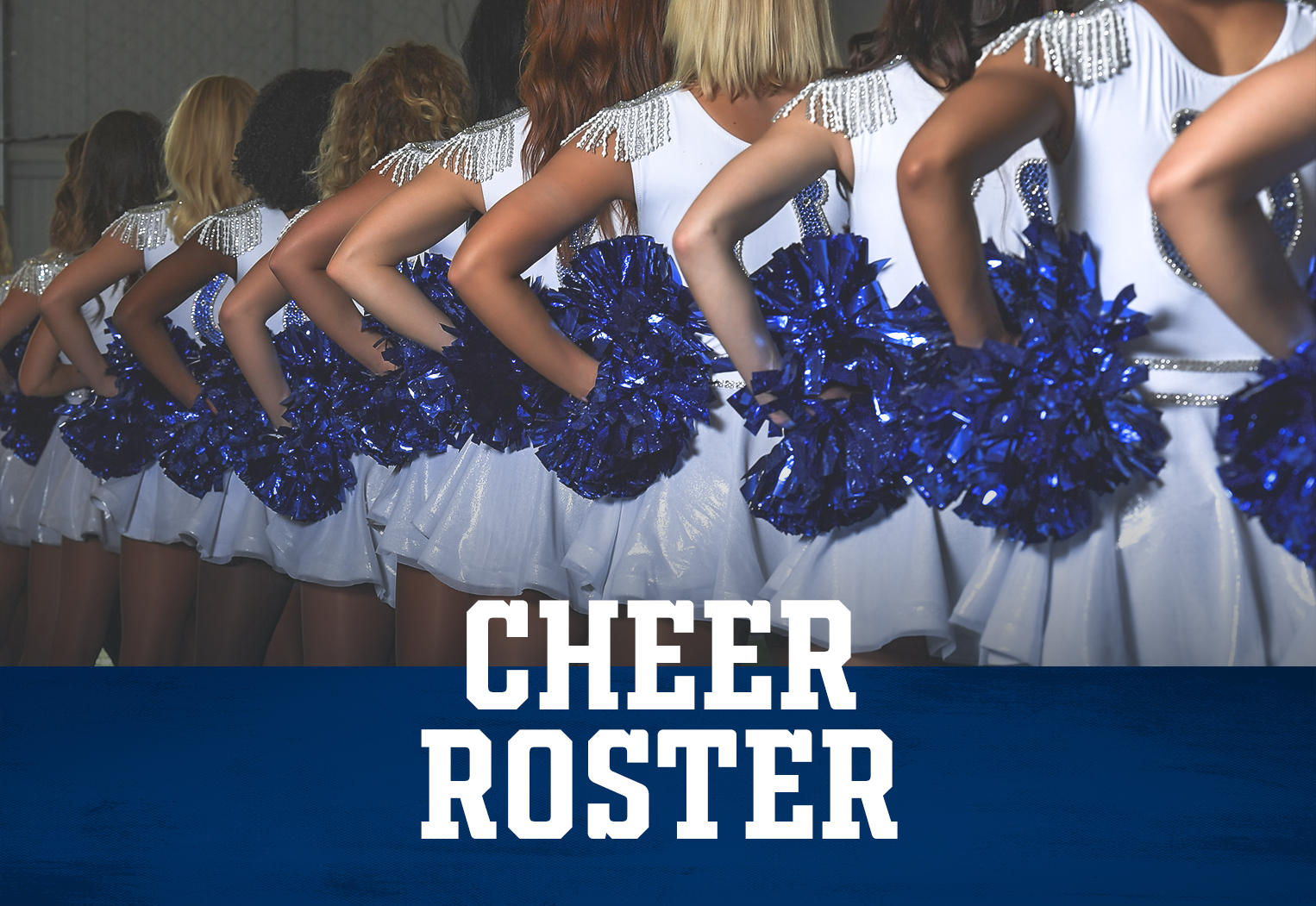 Indianapolis Colts Cheer Roster