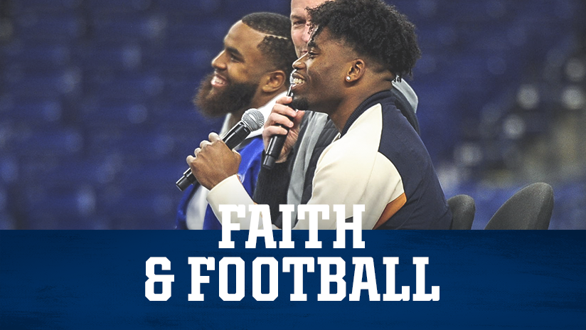 Indianapolis Colts Group Tickets Faith And Football Event