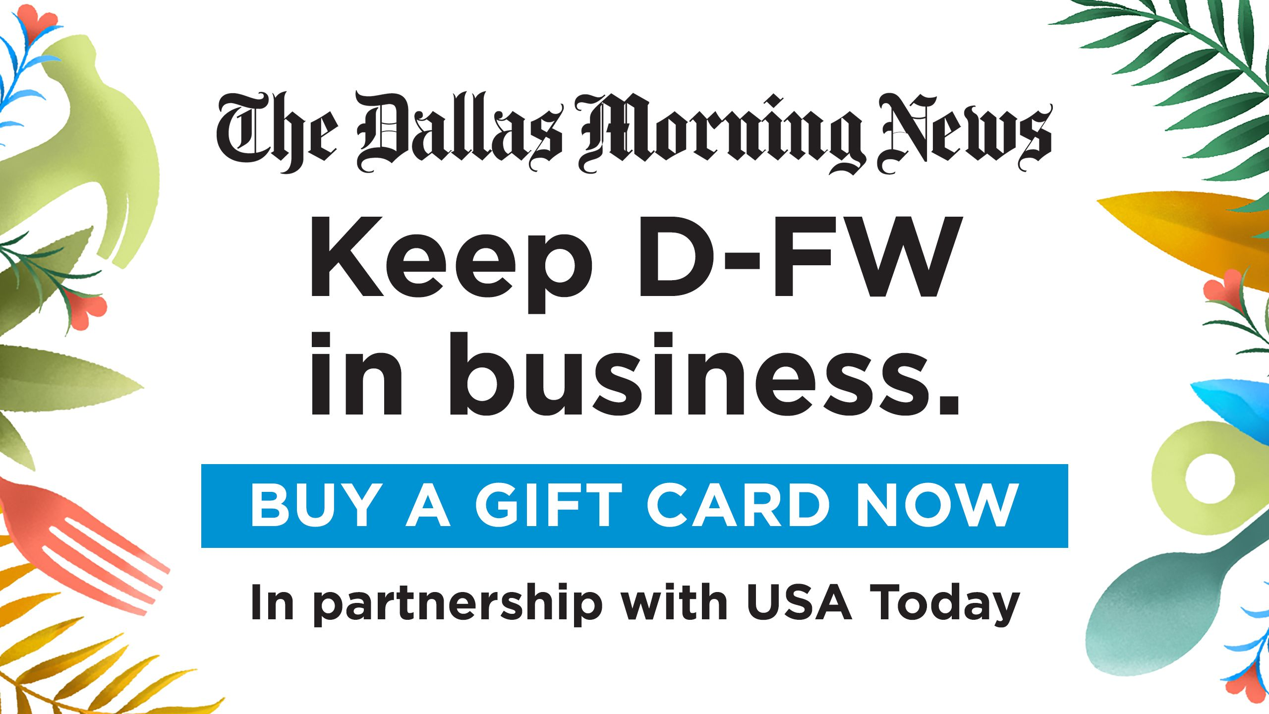 Dallas Morning News – Making Communities Stronger