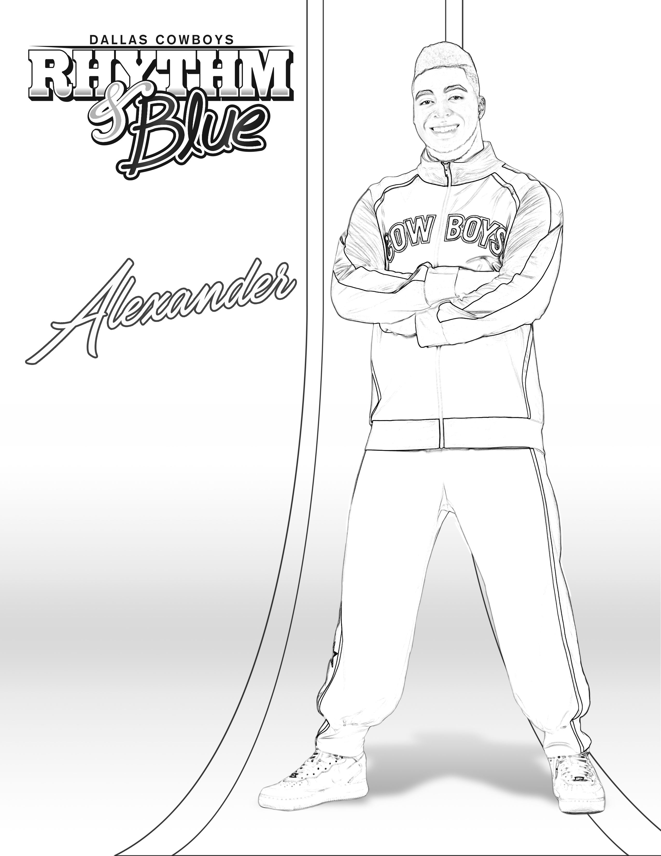 DCRB Coloring Page_Alexander