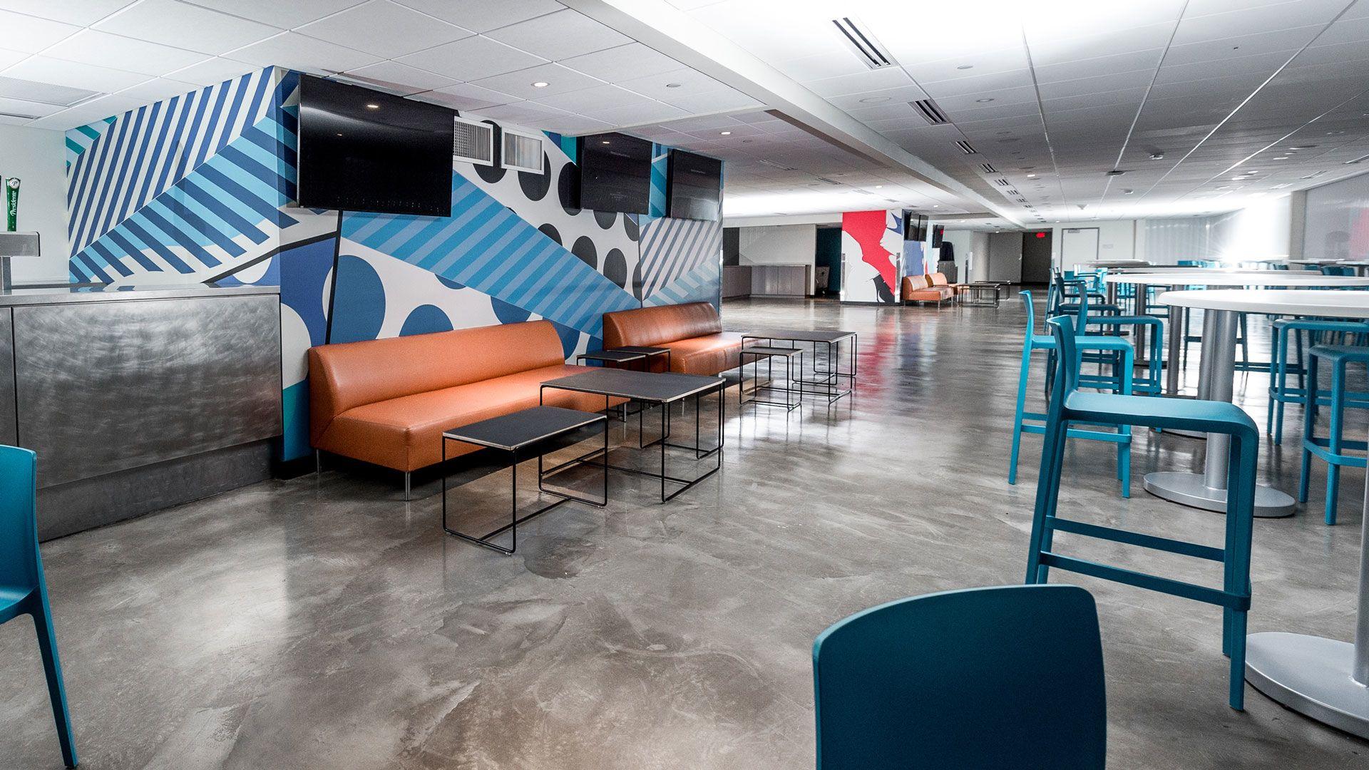 Photo: Seating Experiences - LIFEWTR Lounge