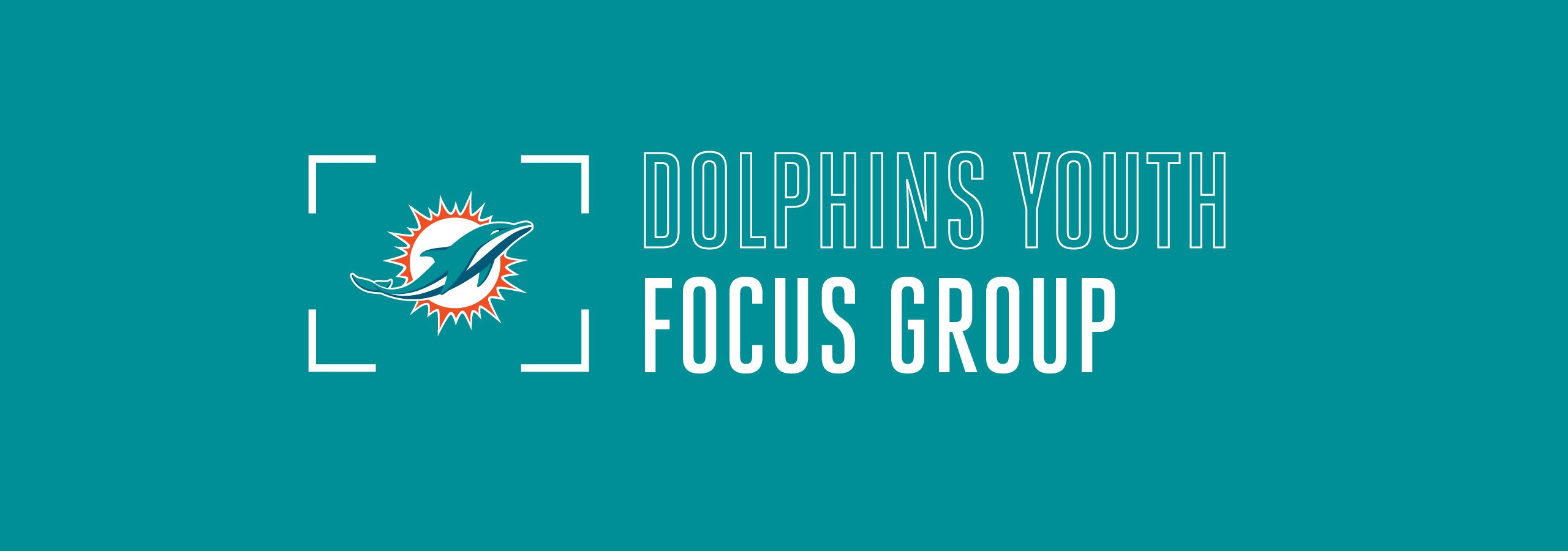 Graphic: Header - Dolphins Youth Focus Group