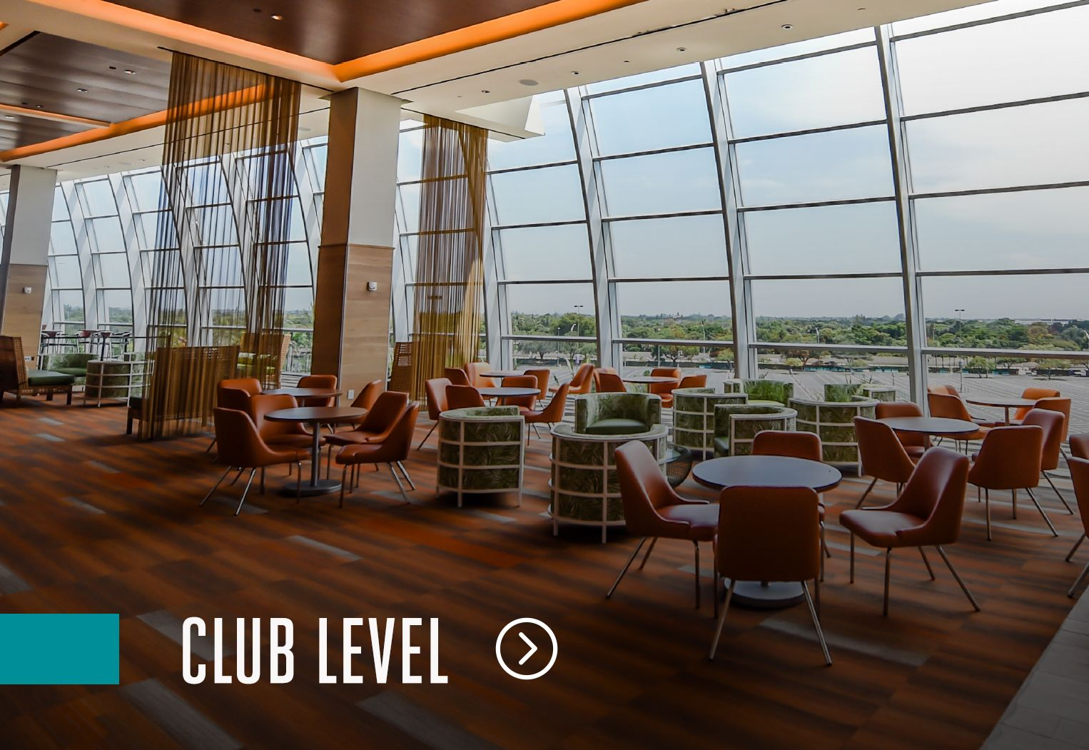 Image: Click Here For More Information About Club Level Tickets