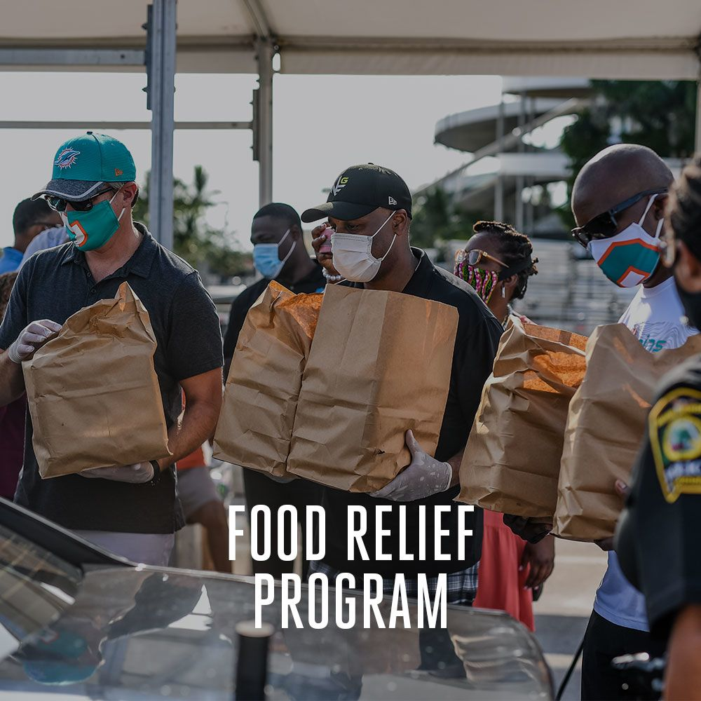 Graphic: Food Relief Program