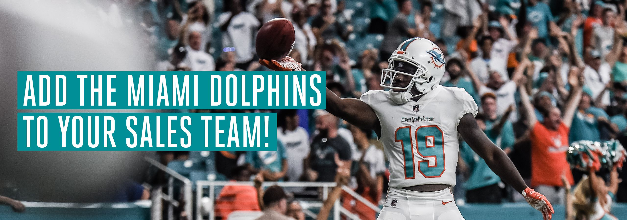 Add Dolphins To Your Sales Team