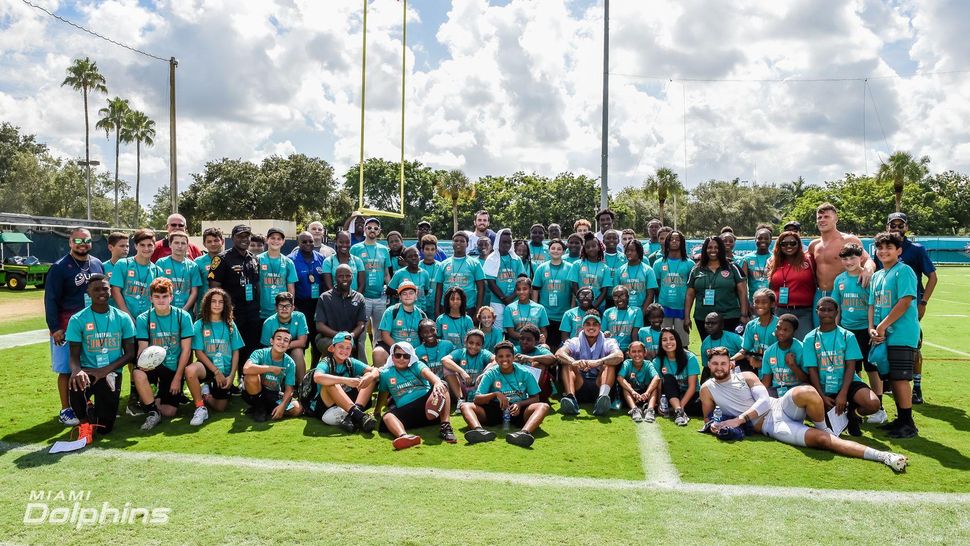 Football Unites Captains Program