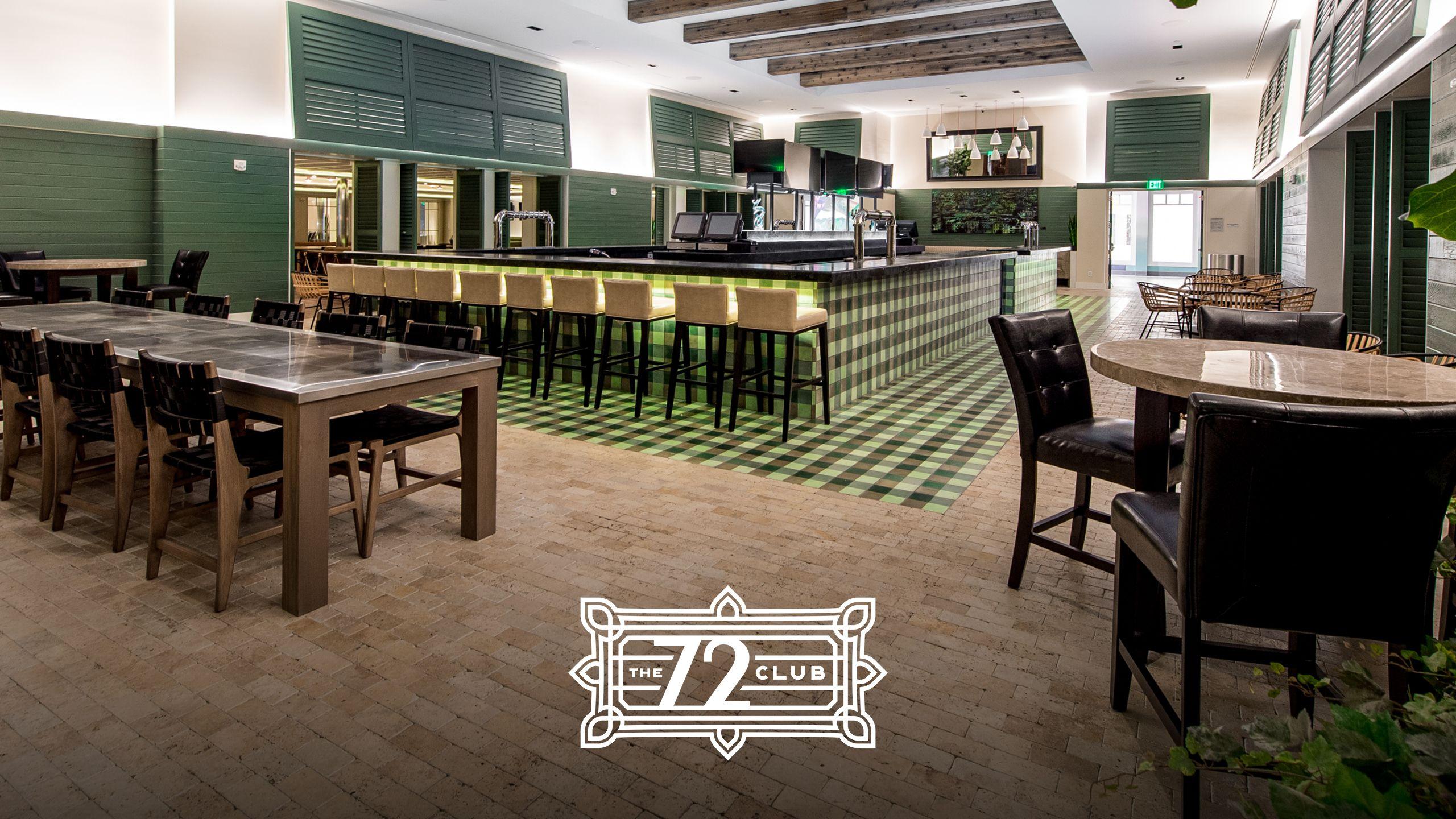 Header: The 72 Club