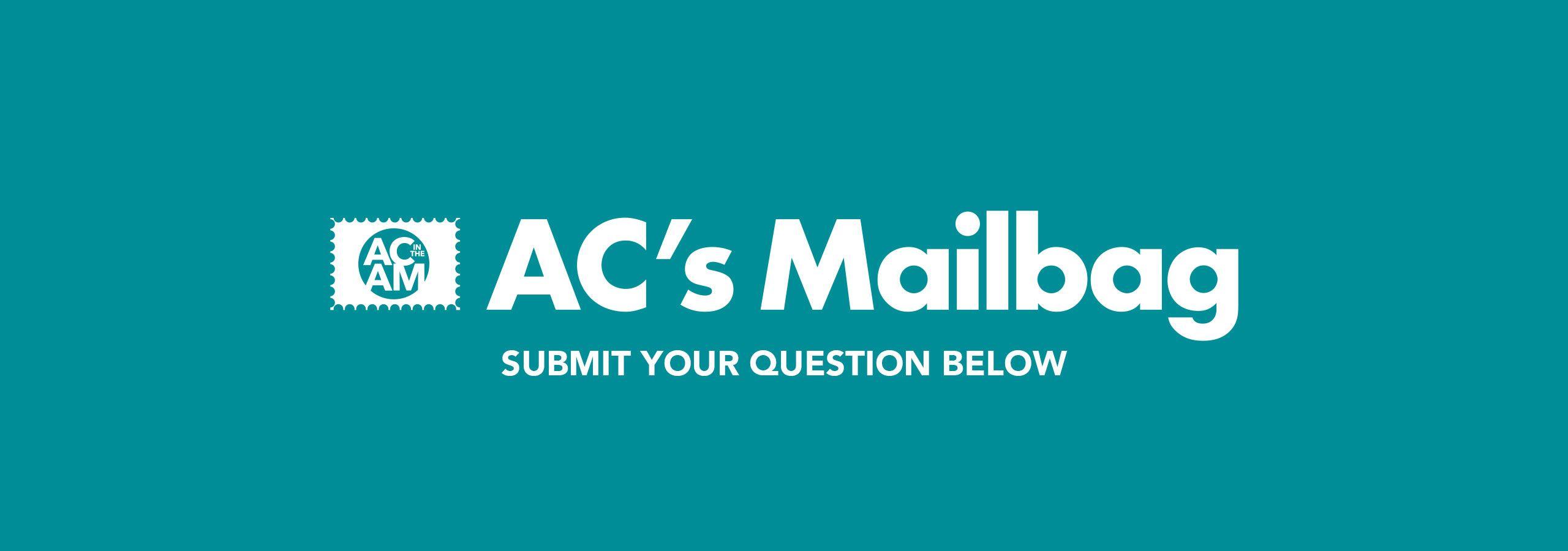Mailbag-Header