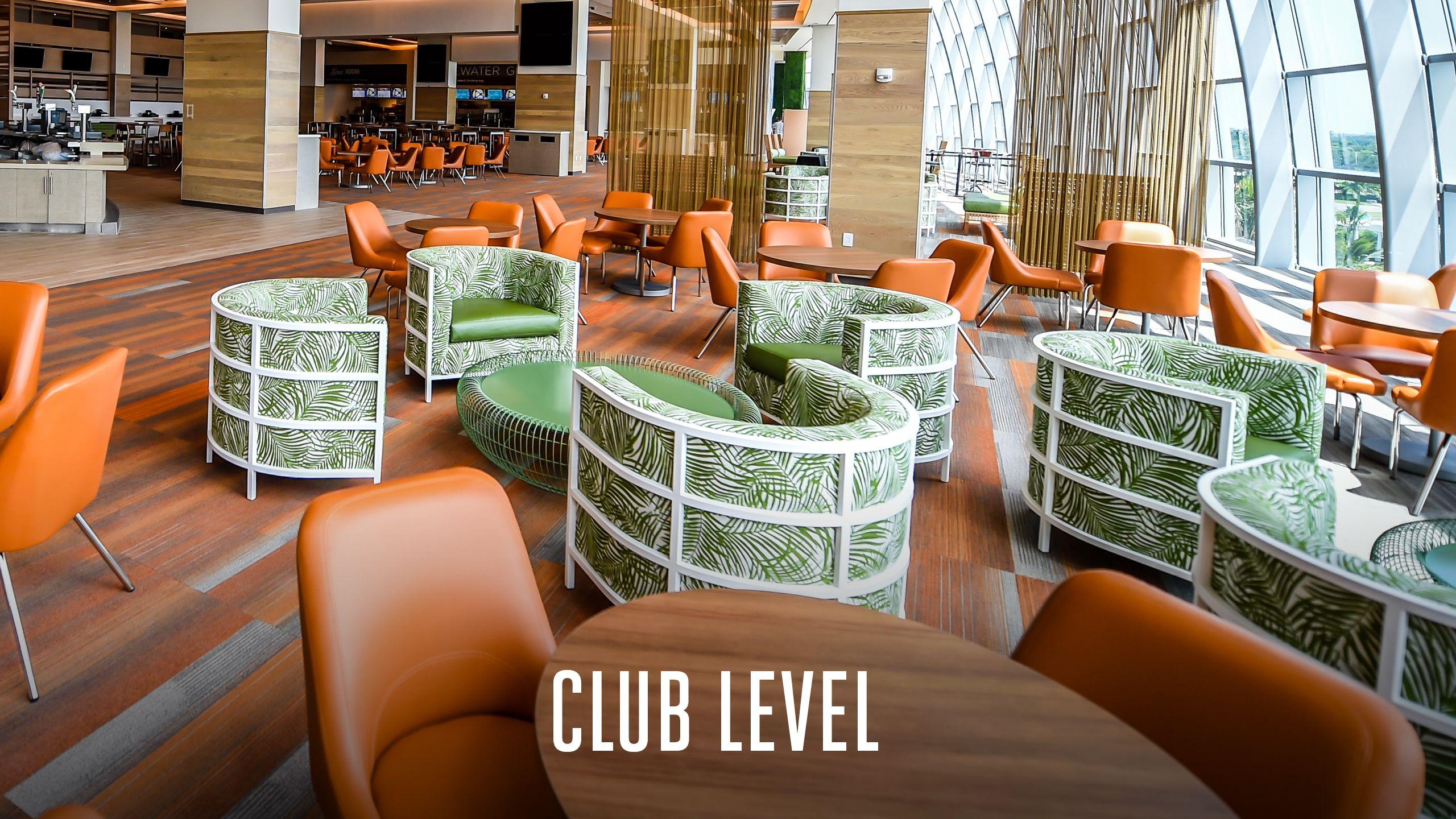 Header: Club Level