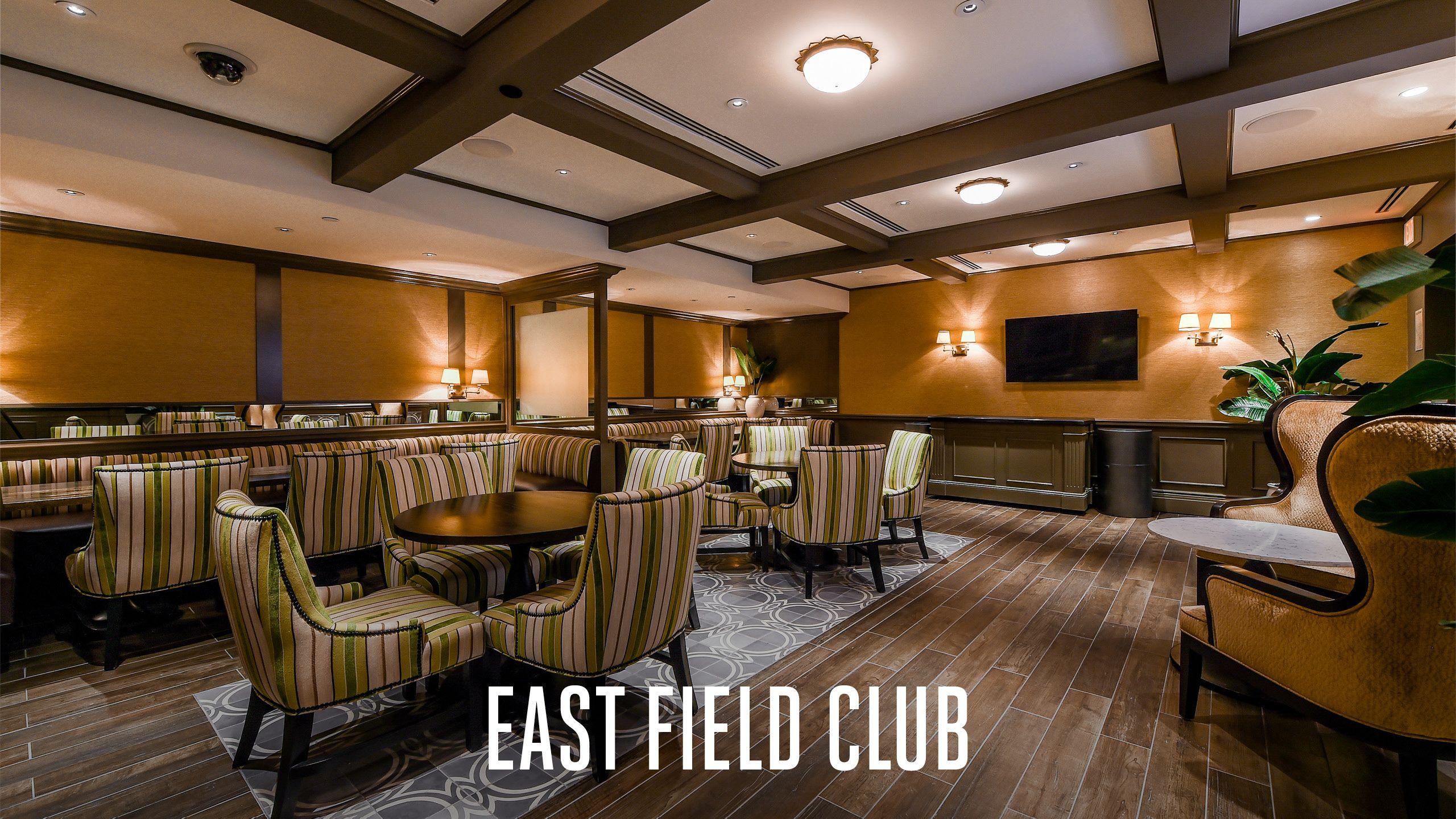 Header: East Field Club