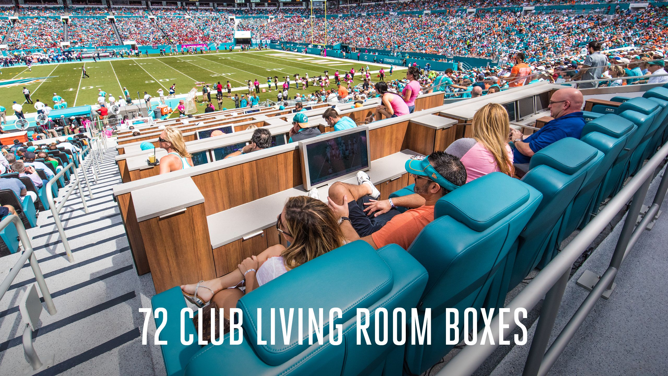 Header: 72 Club Living Room Boxes