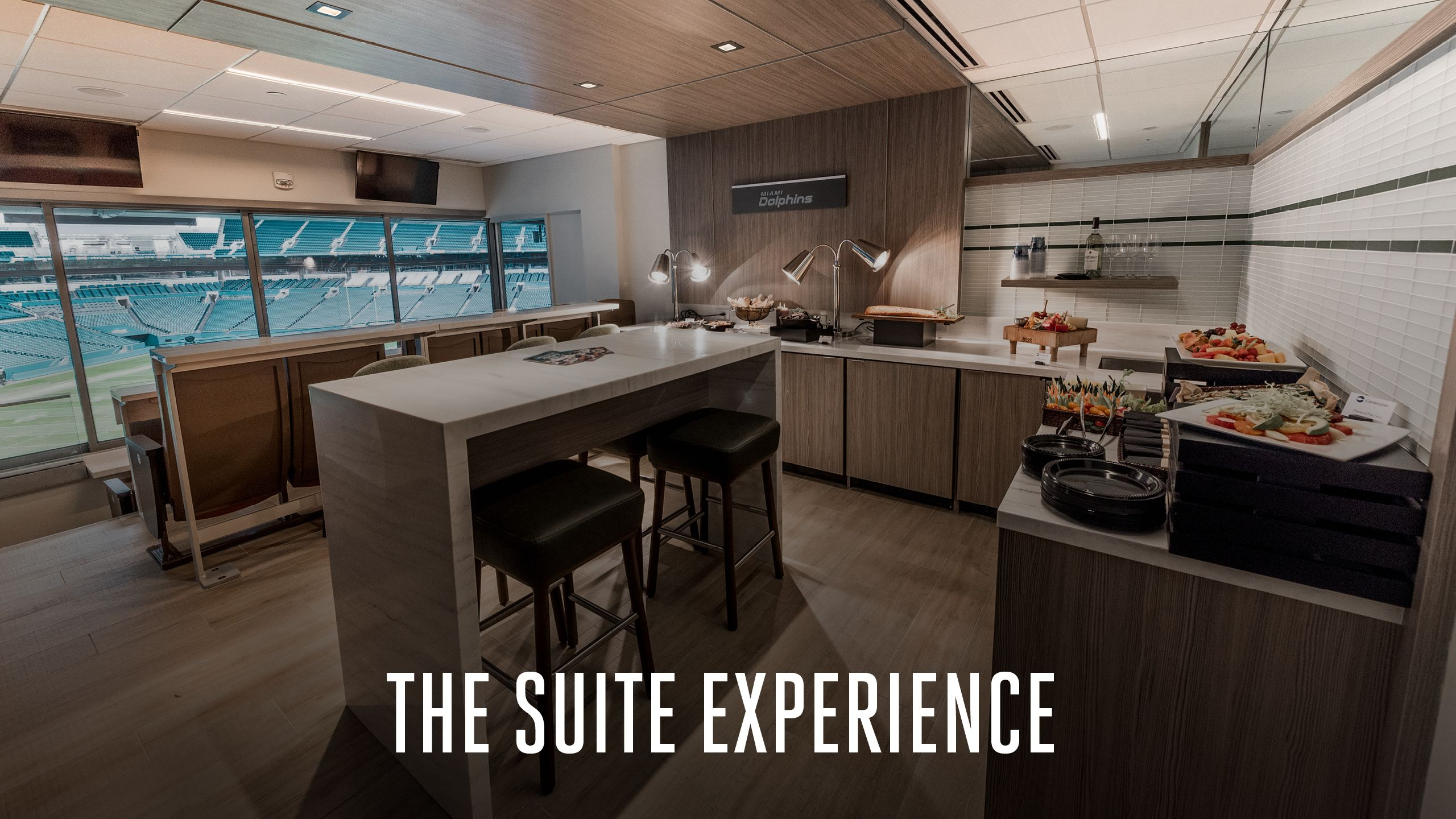 Header: The Suite Experience
