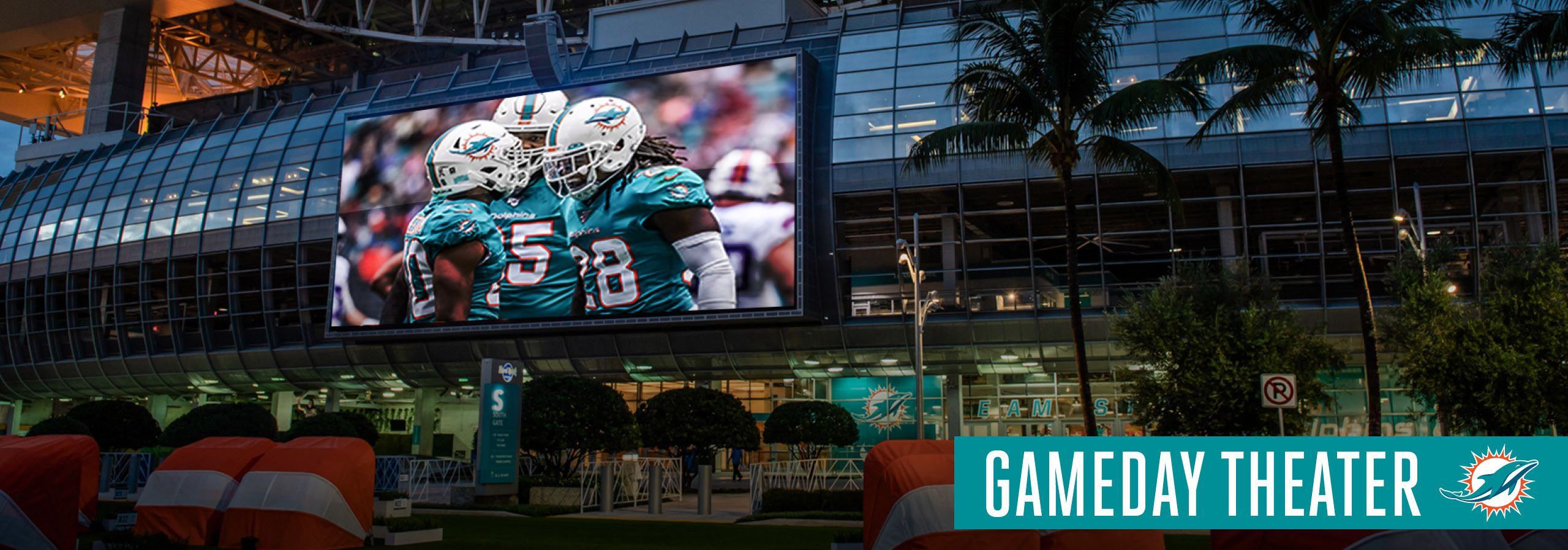 Graphic: Header - Gameday Theater