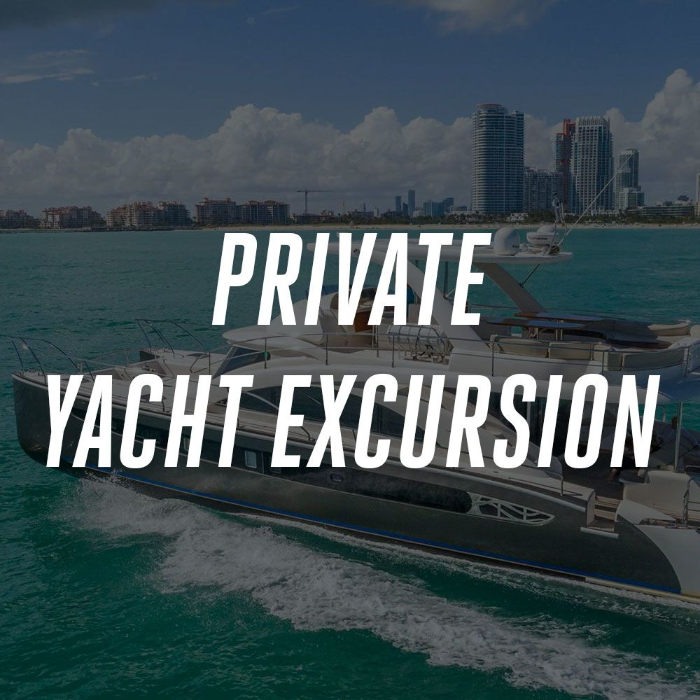 Image: Win Private Yacht Excursion Courtesy Of Bud Light