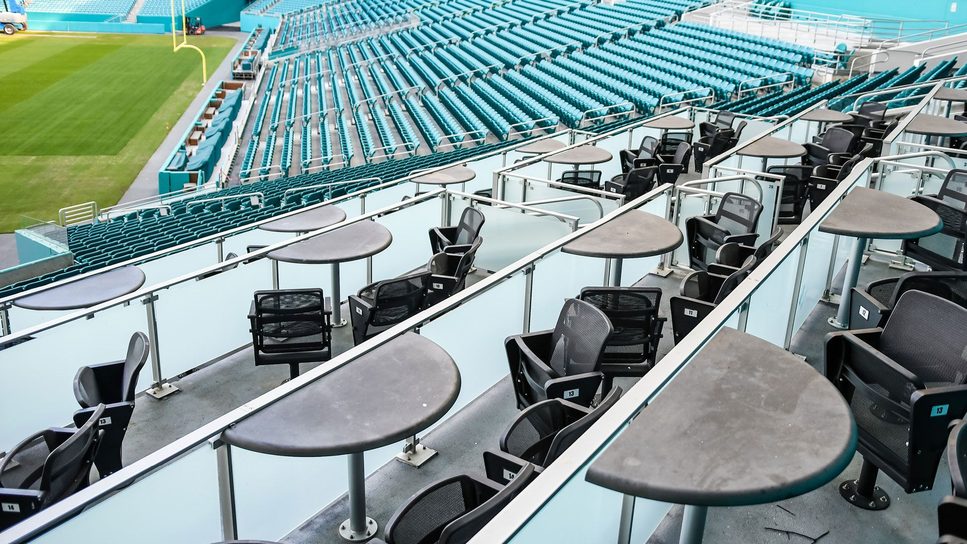 Photo: Seating Experiences - Corner Terraces