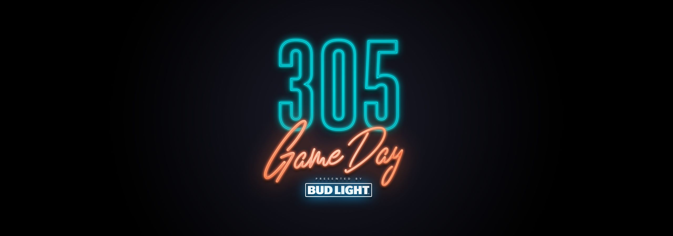 Graphic: Header - 305 Gameday Presented By Bud Light