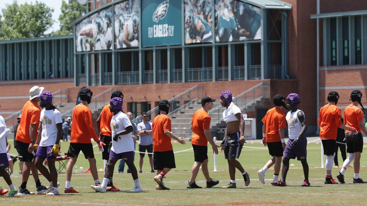Philadelphia Eagles 2nd Annual 7v7 Tournament