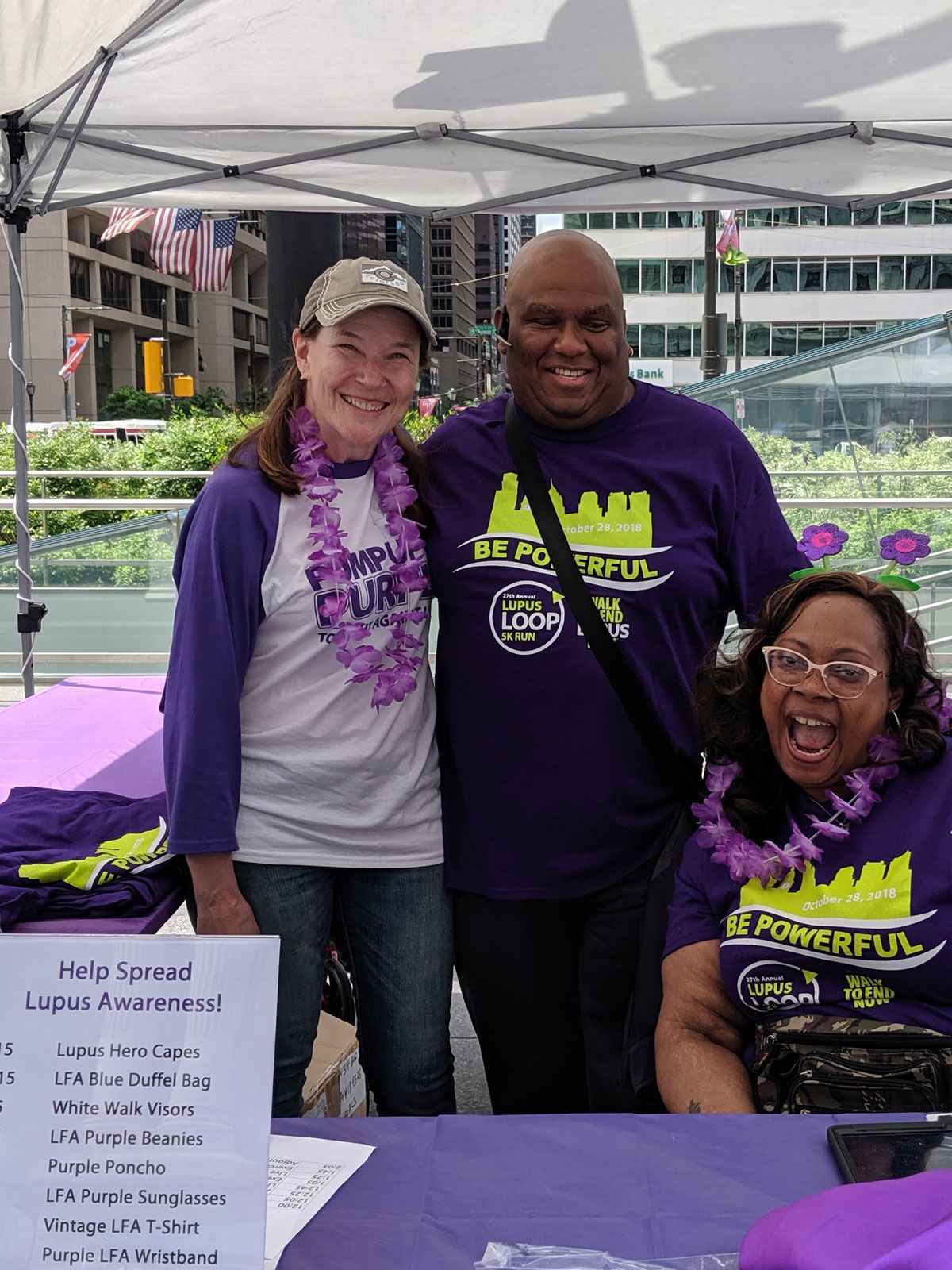 The Lupus Foundation of America