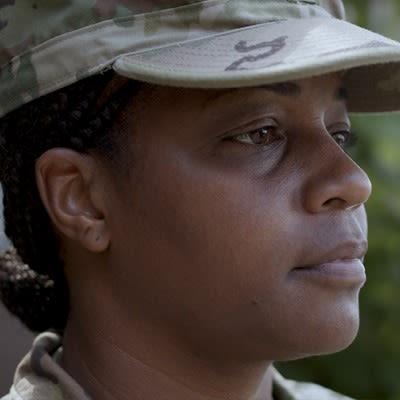 Chief Warrant Officer Four Ernestine Epps