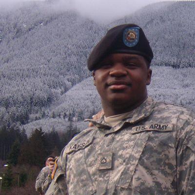 Sergeant Miles Kamson