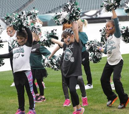 Junior Cheer Registration Includes: