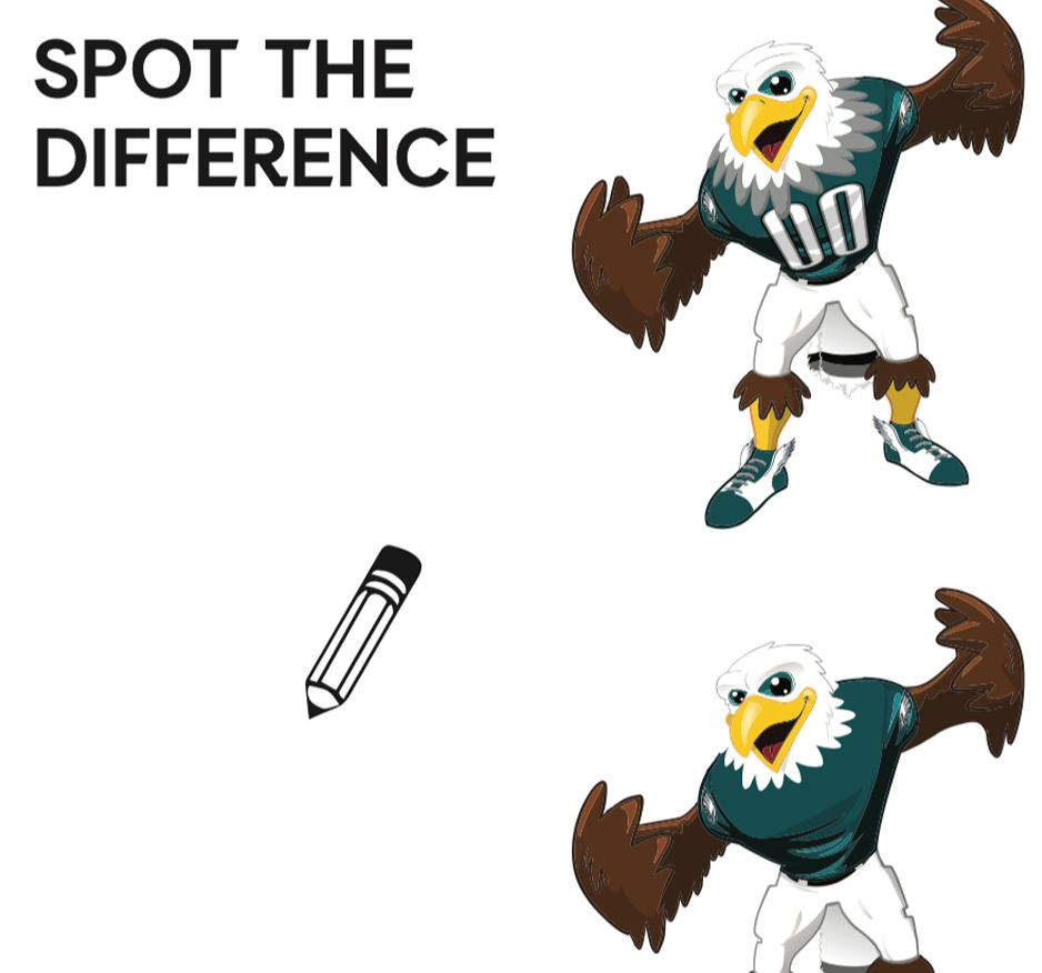 Spot The Difference SWOOP