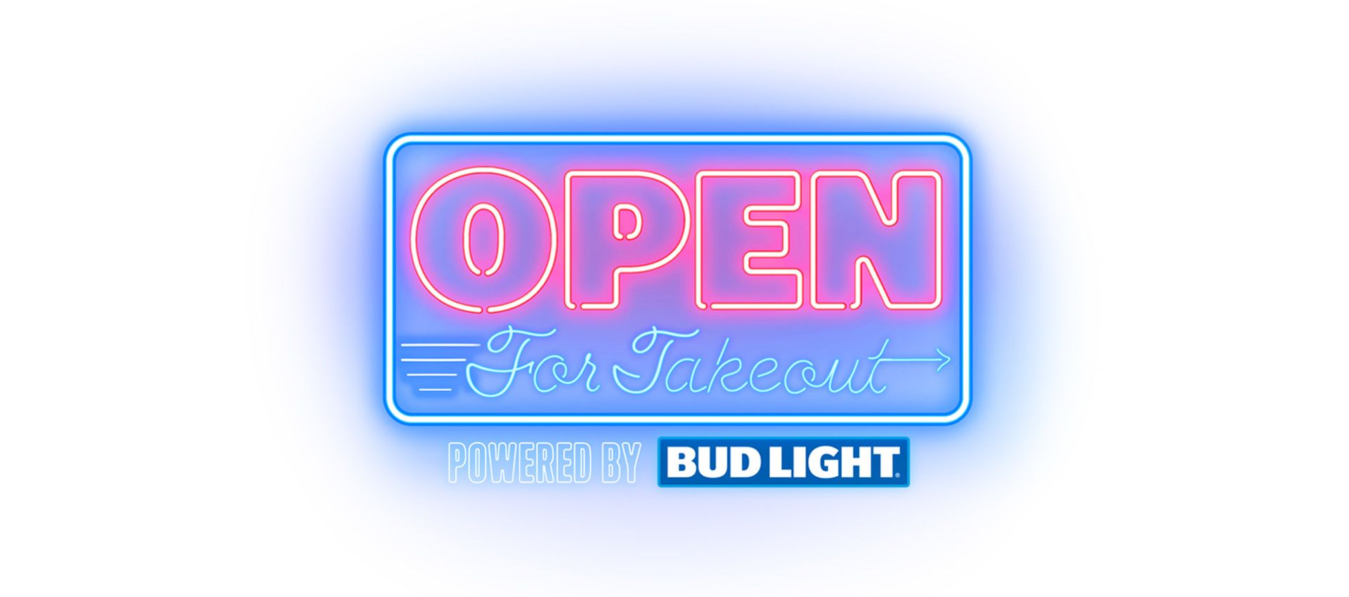Bud Light Open for Takeout