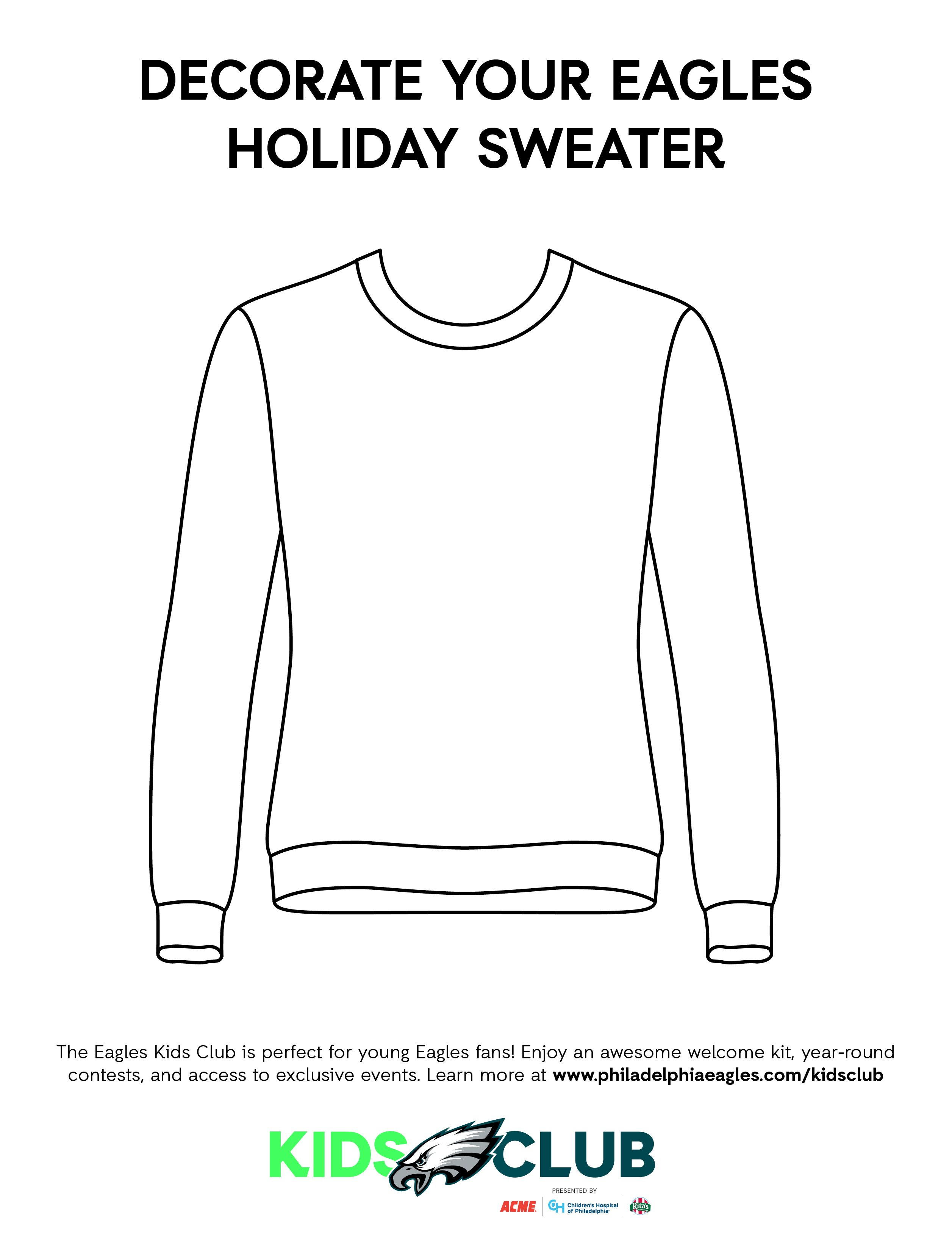 Decorate Holiday Sweater