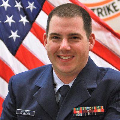 Petty Officer Second Class Nicholas Violante (YN2)