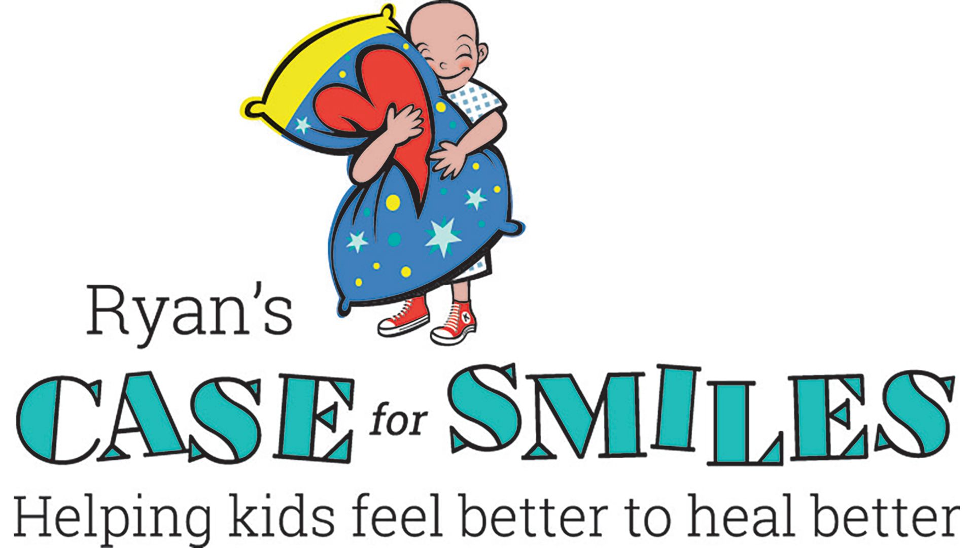 Ryan's Case for Smiles Fabric Masks for Healthcare Partners