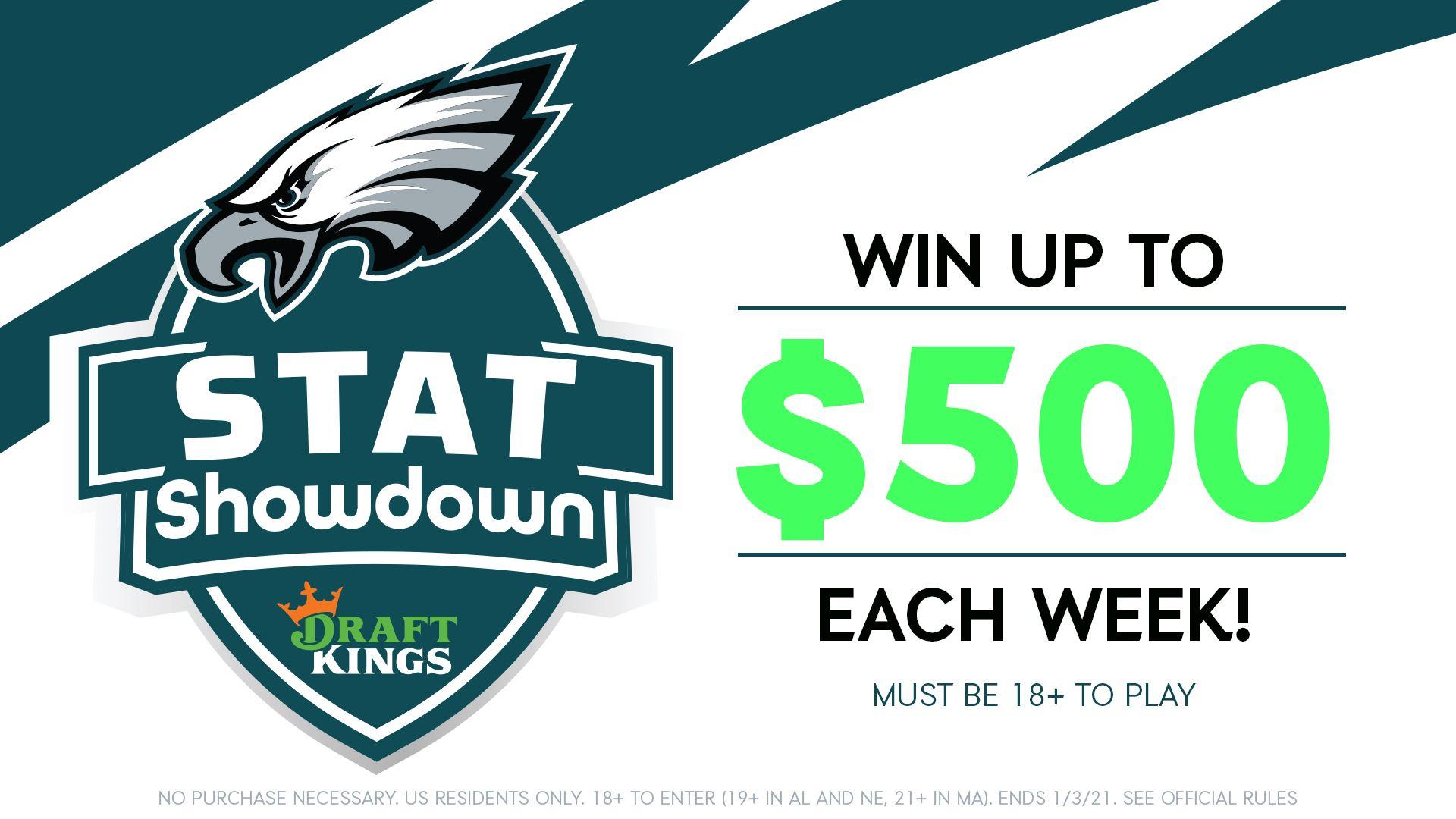 Eagles Stat Showdown