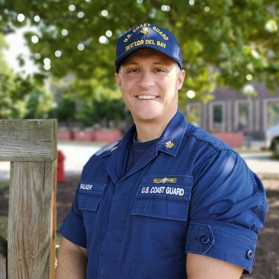 Petty Officer First Class United States Coast Guard Michael Walker