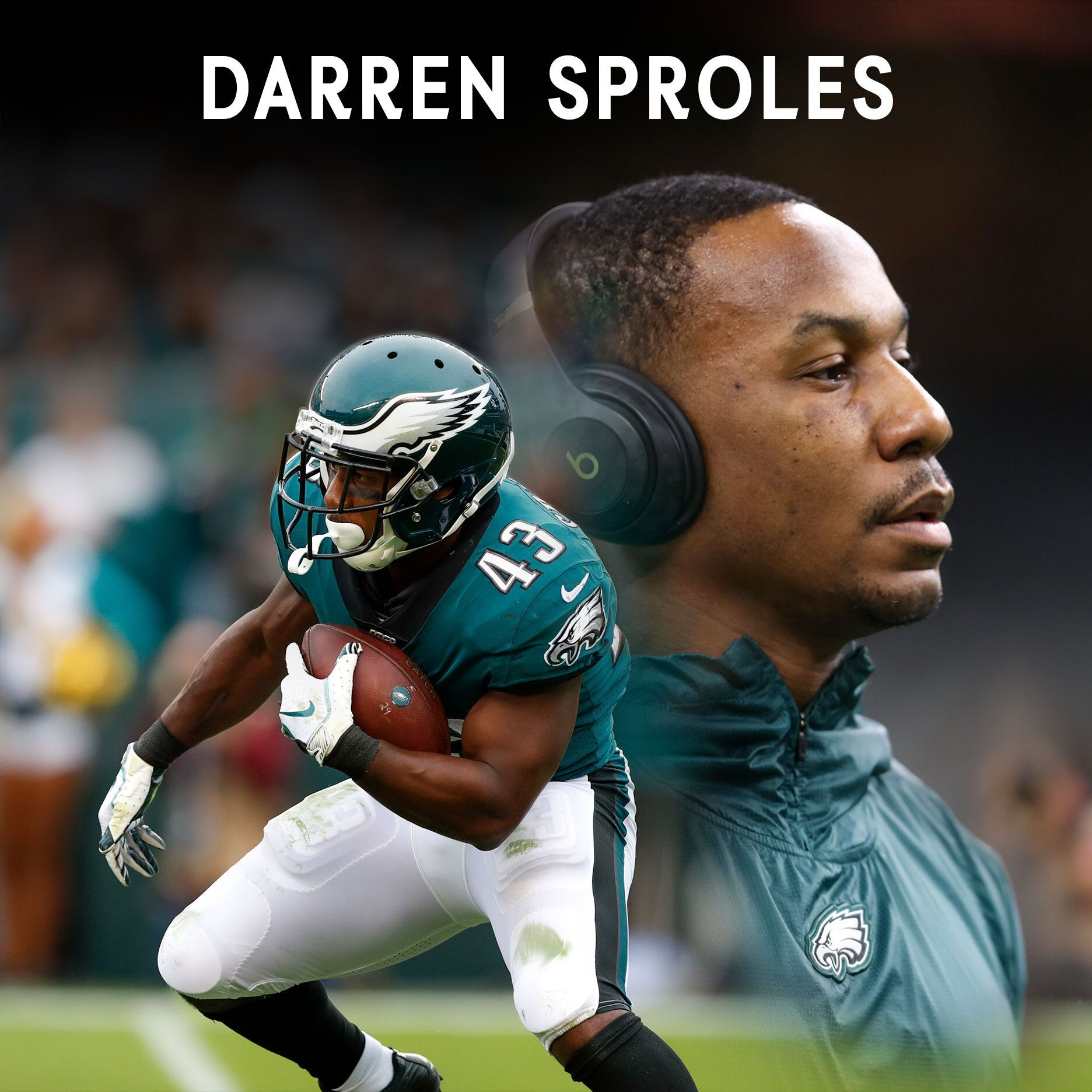 How Darren Sproles Overcame the Odds to Become an NFL Legend