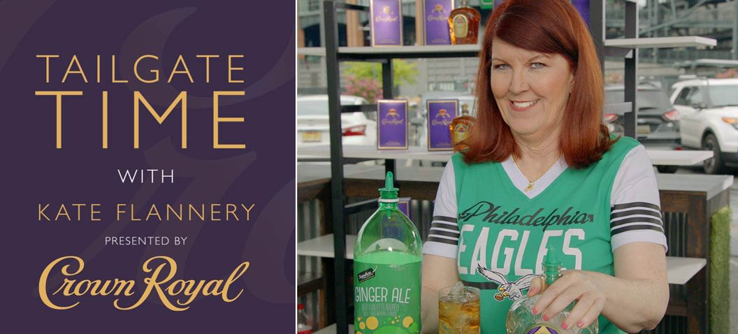 Tailgate Time with Kate Flannery
