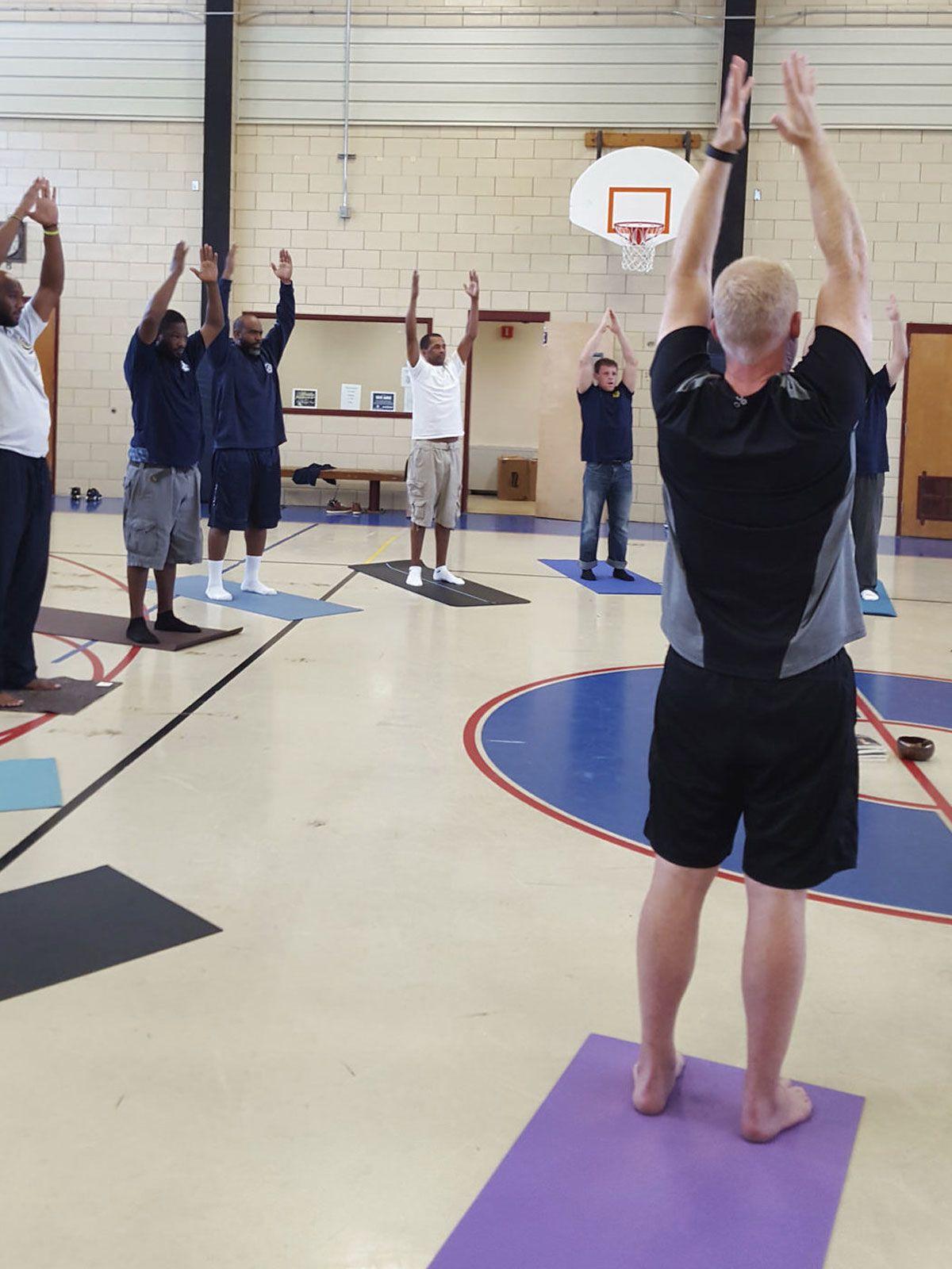 Transformation Yoga Project