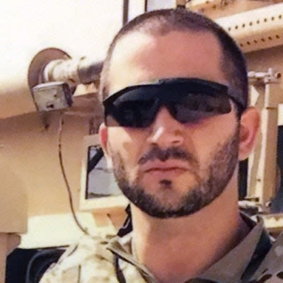 Special Agent Staff Sergeant Peter Wagner Taub